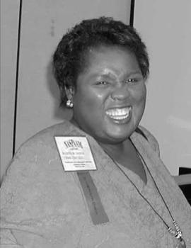 Dr. Rosita M. Sands